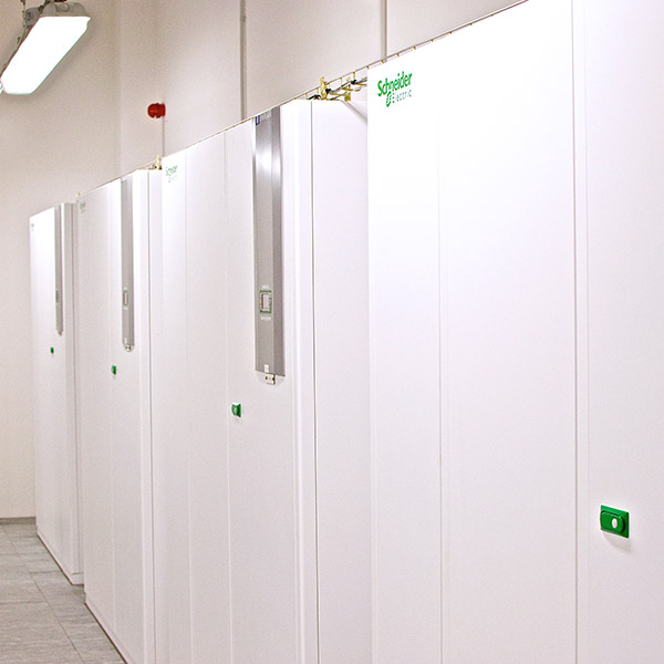Data storage at Redwire DC