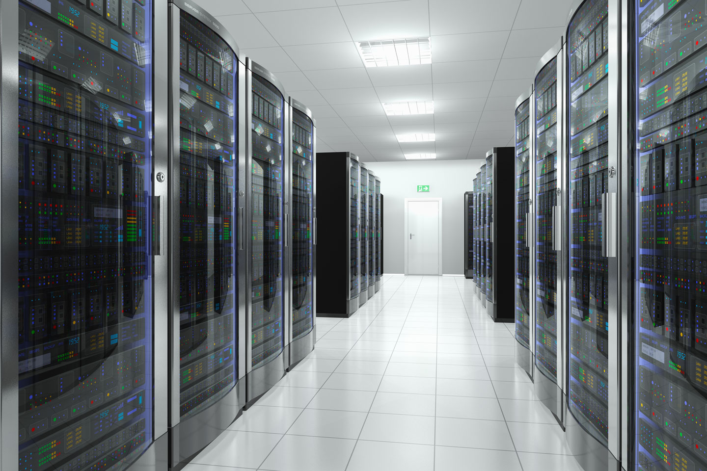Redwire Data Centre - west London data facility