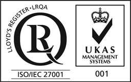 Redwire DC ISO27001 compliant