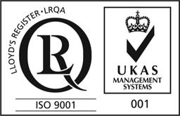 Redwire DC ISO9001 compliant